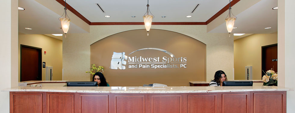 Welcome to Midwest Sports and Pain Specialists, PC